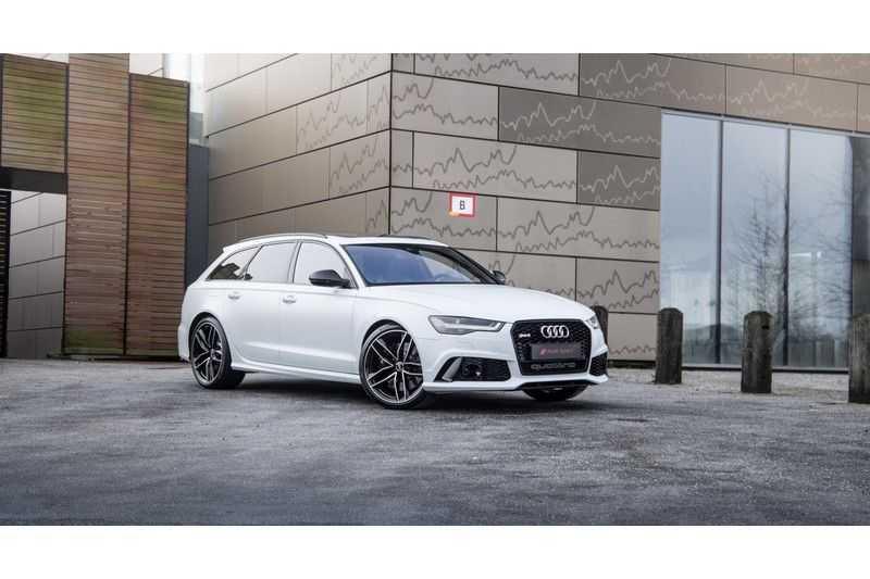 Audi RS6 Avant 4.0 TFSI RS6 quattro | 560PK | Audi Exclusive | Pano.Dak | Bose Sound | Adapt.sport Onderstel | afbeelding 1