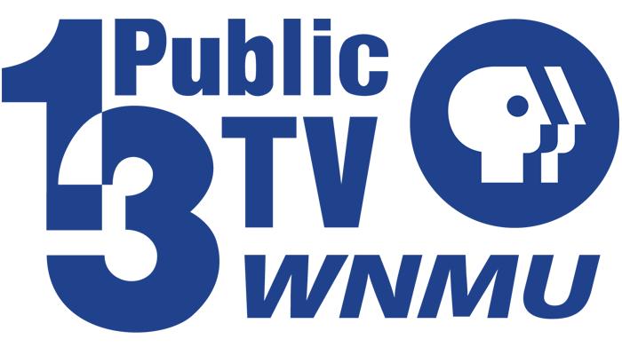 Logo WNMU TV PBS