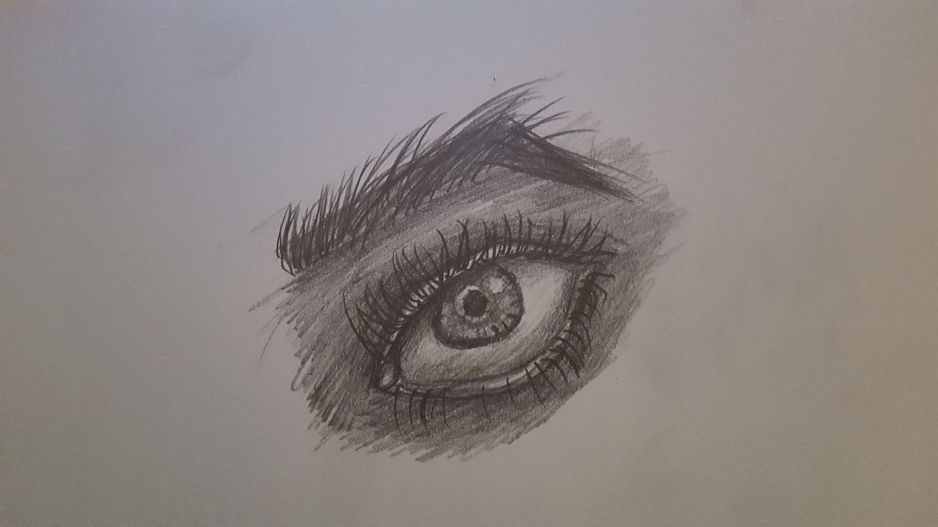 Eye With Details