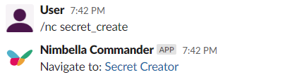 Secret Creator to create encrypted api keys to display aws billing info in slack