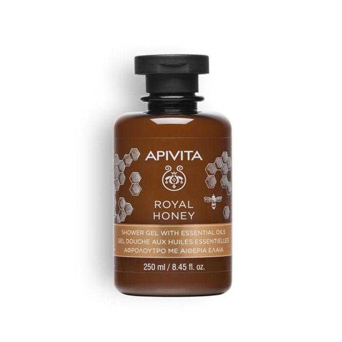 Apivita | Aφρόλουτρο με Royal Honey - 250ml