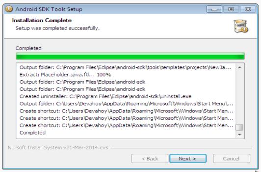Install SDK