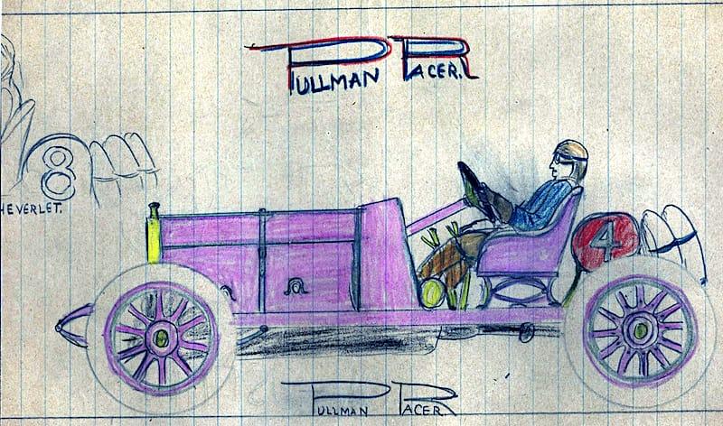 pullman-racer