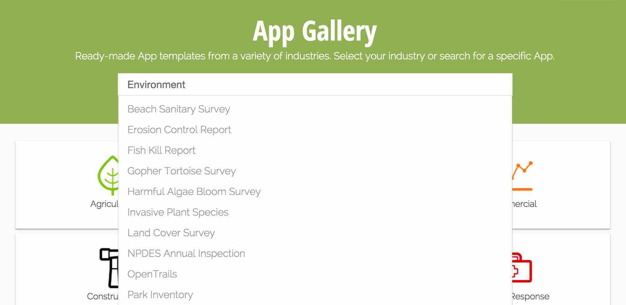 Expanding the App Gallery