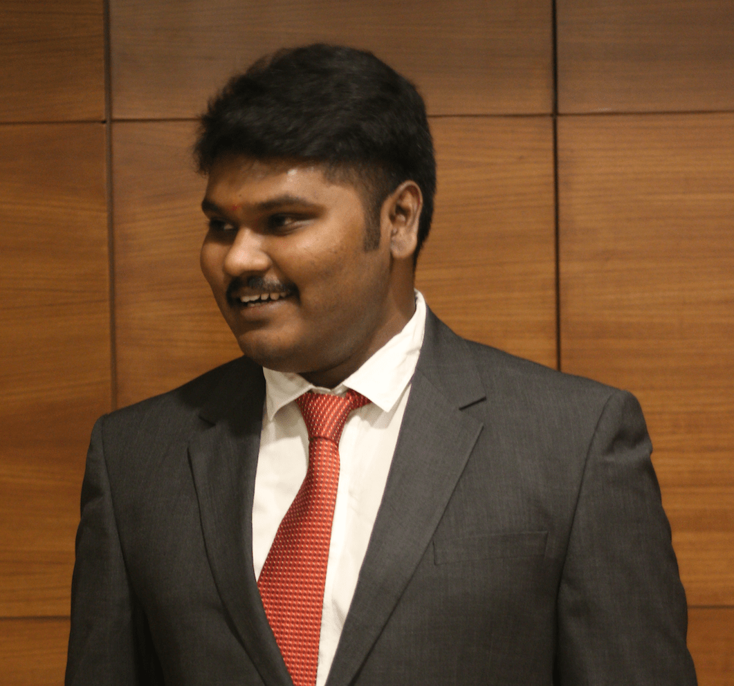 Karthik K / Chief Executive Officer