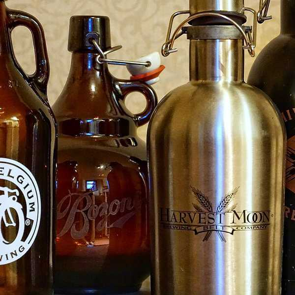 Growlers - do you own one, and do you want to fill it with great beer?  We're looking into growler-fill Fridays - fresh, new beer(s) each week - using your own reusable growlers for minimal waste, at a great price.   #craftbeer #growlerstation #growlerfill #takeawaybeer #reducereuserecycle #freshbeer
