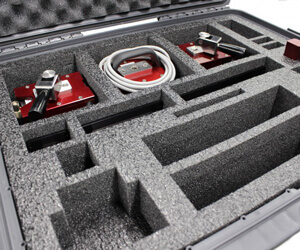 Transport Case with MRUT hand-held-small