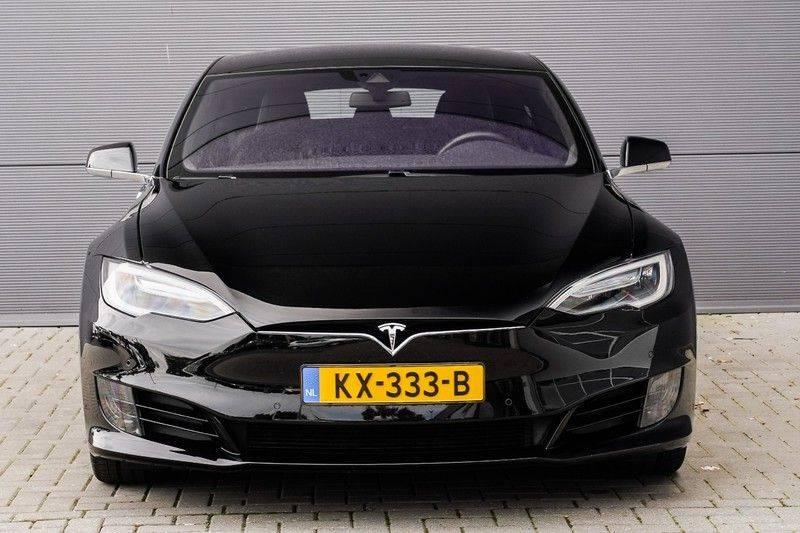 Tesla Model S 75 Autopilot Free Charging Navi Leer Camera afbeelding 12