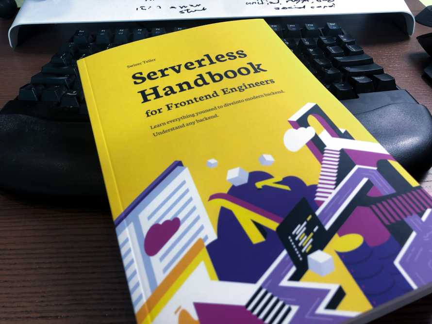 Serverless Handbook looks great