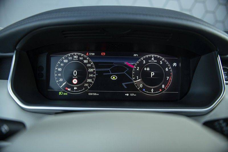 Land Rover Range Rover 5.0 V8 SC Autobiography Portofino Blue + Verwarmde, Gekoelde voorstoelen met Massage Functie + Adaptive Cruise Control + Head Up afbeelding 15