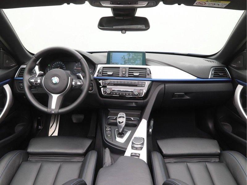 BMW 4 Serie Cabrio 430i High Exe M-Sport afbeelding 2