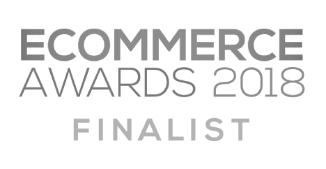 Ecommerce Awards 2018 Finalist