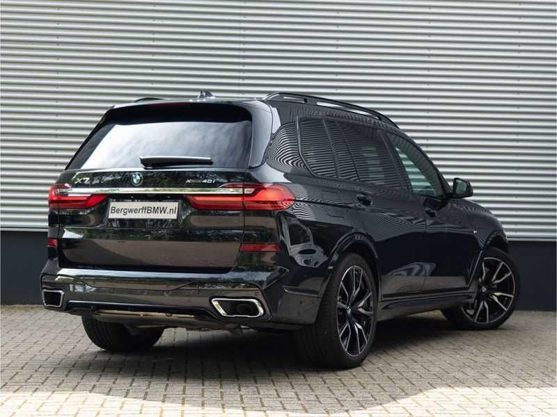 BMW X7 xDrive40i High Executive - M-Sport - Trekhaak - 7-Zits - ACC afbeelding 10
