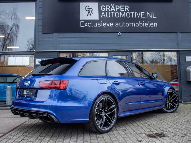 Audi RS6 Avant 4.0 TFSI RS6 quattro performance Pro Line Plus afbeelding 5