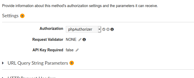 Select PHP Authorizer