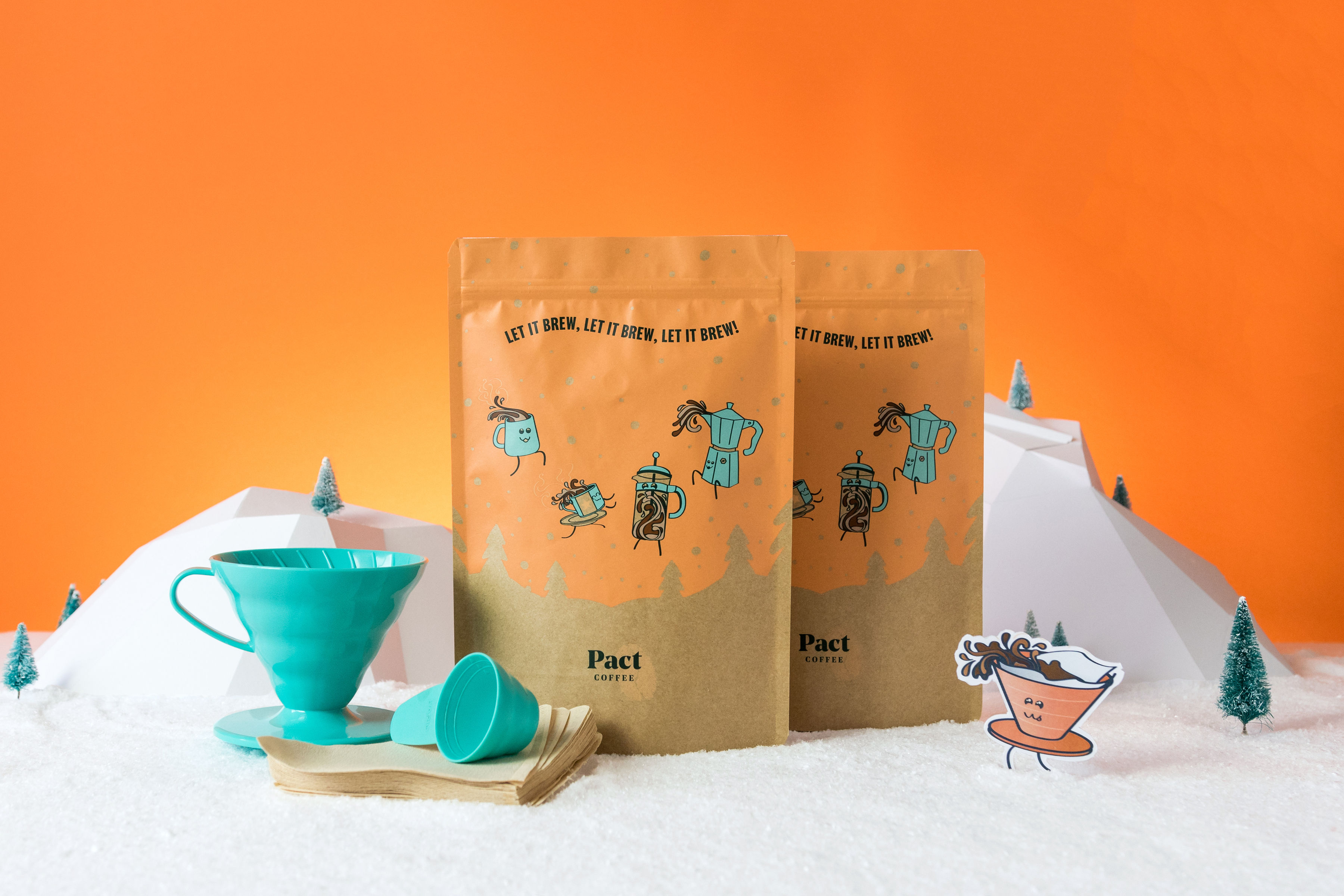 The Pact Coffee Christmas Gift Guide 2019 Pact Coffee