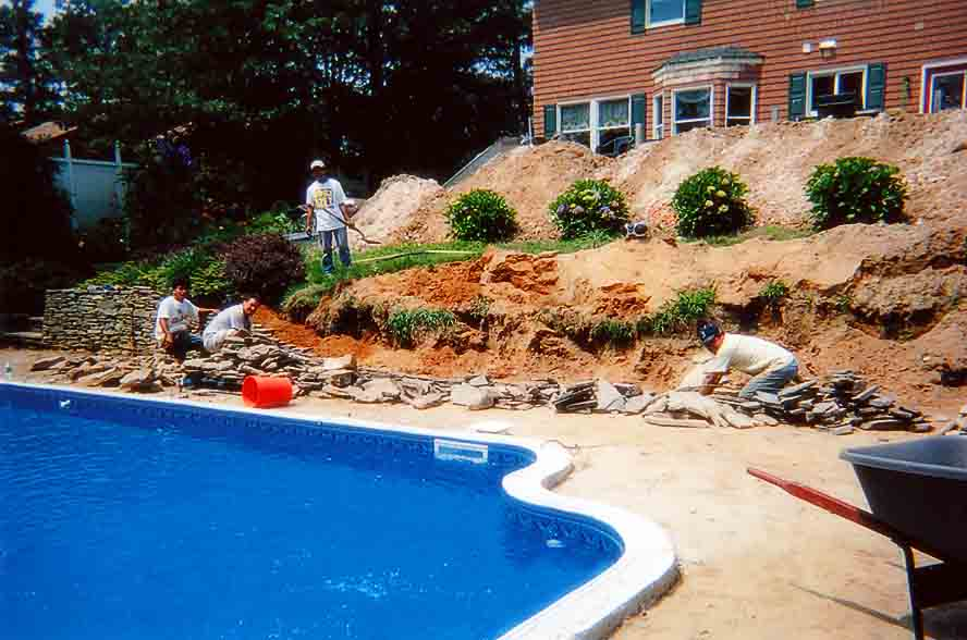 Landscaping Blakewood Construction 35