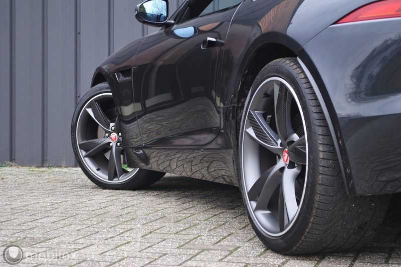Jaguar F-Type 3.0 V6 Convertible   398 Pk, 500 Nm   Leder   afbeelding 20