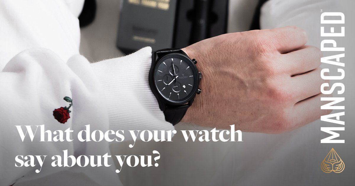What Does Your Watch Say About You? You Might Be Surprised...