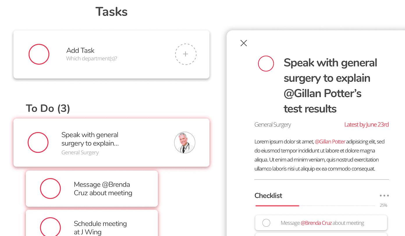 Task Collaboration Web Screenshot