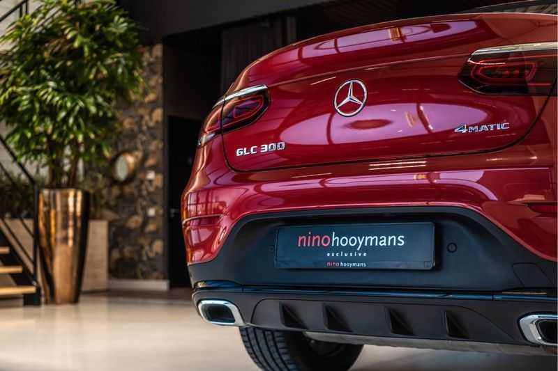 Mercedes-Benz GLC Coupé 300 4MATIC AMG | Night pakket | Distronic | Memory |Sound systeem | Sfeerverlichting | Luxury interieur | Apple Carplay | afbeelding 5
