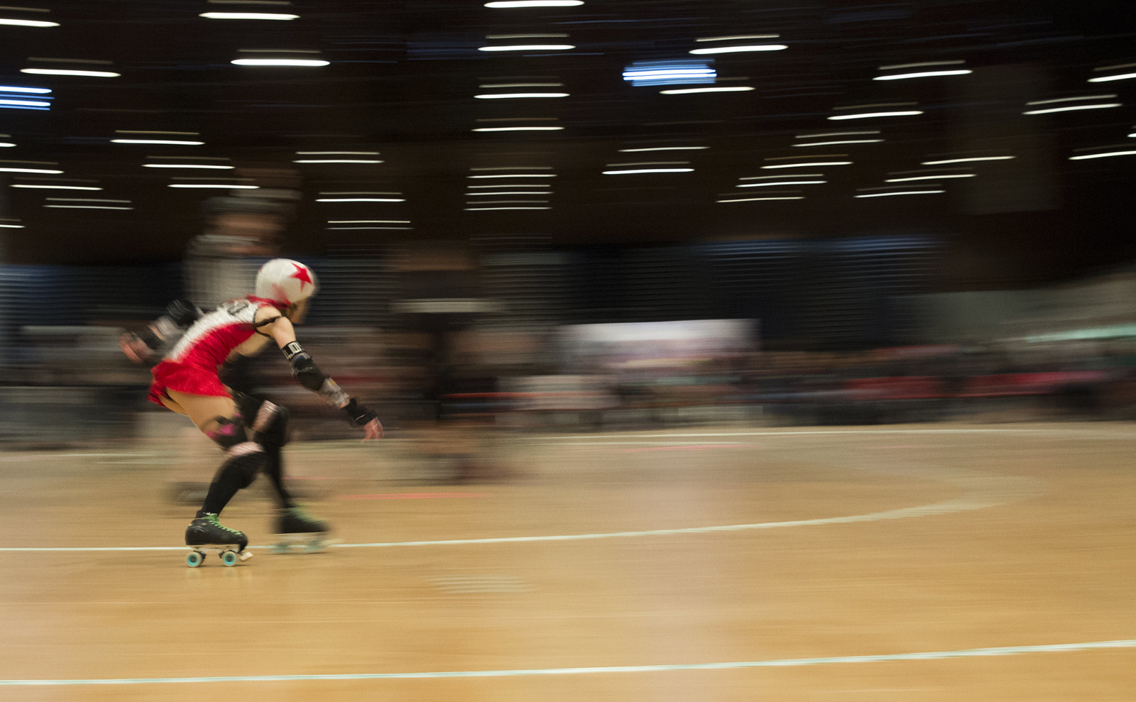 Get Ready to Rumble with a Roller Derby Mystery in 'Rolling Thunder'