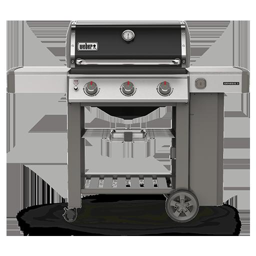 BBQ Weber Série Genesis II E-310 Noir