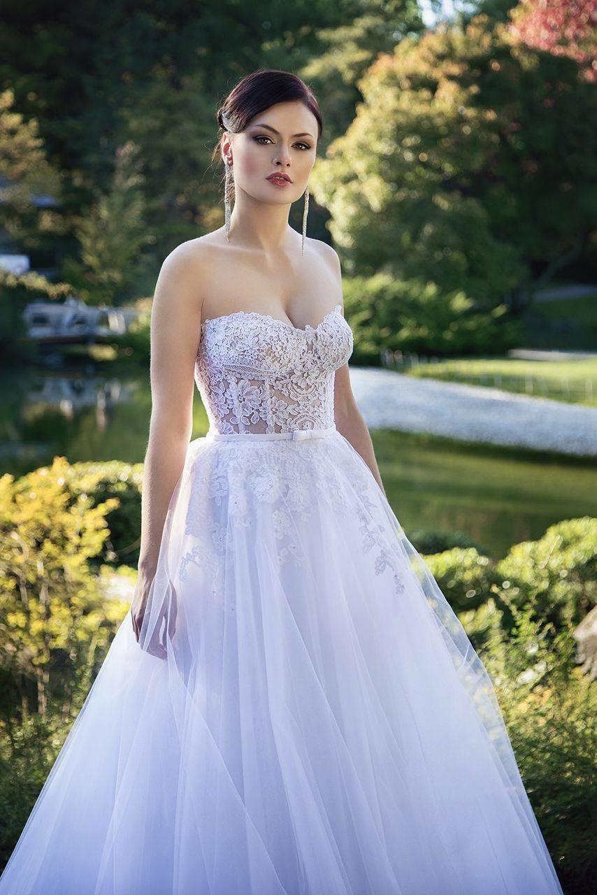 robe de mariee sur mesure lilia haute couture