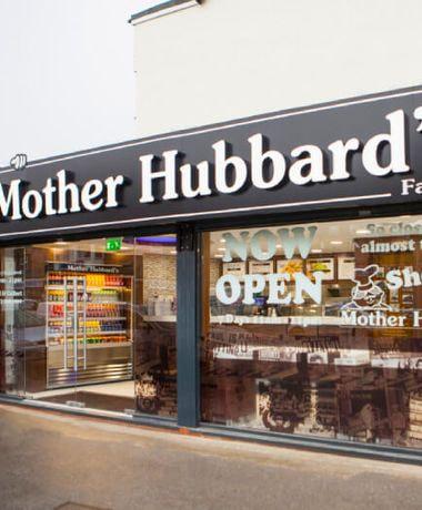 Mother Hubbard's Fish and Chips Harehills