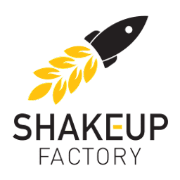Shake Up Factory logo