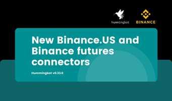 Launching new Binance.US and Binance futures connectors