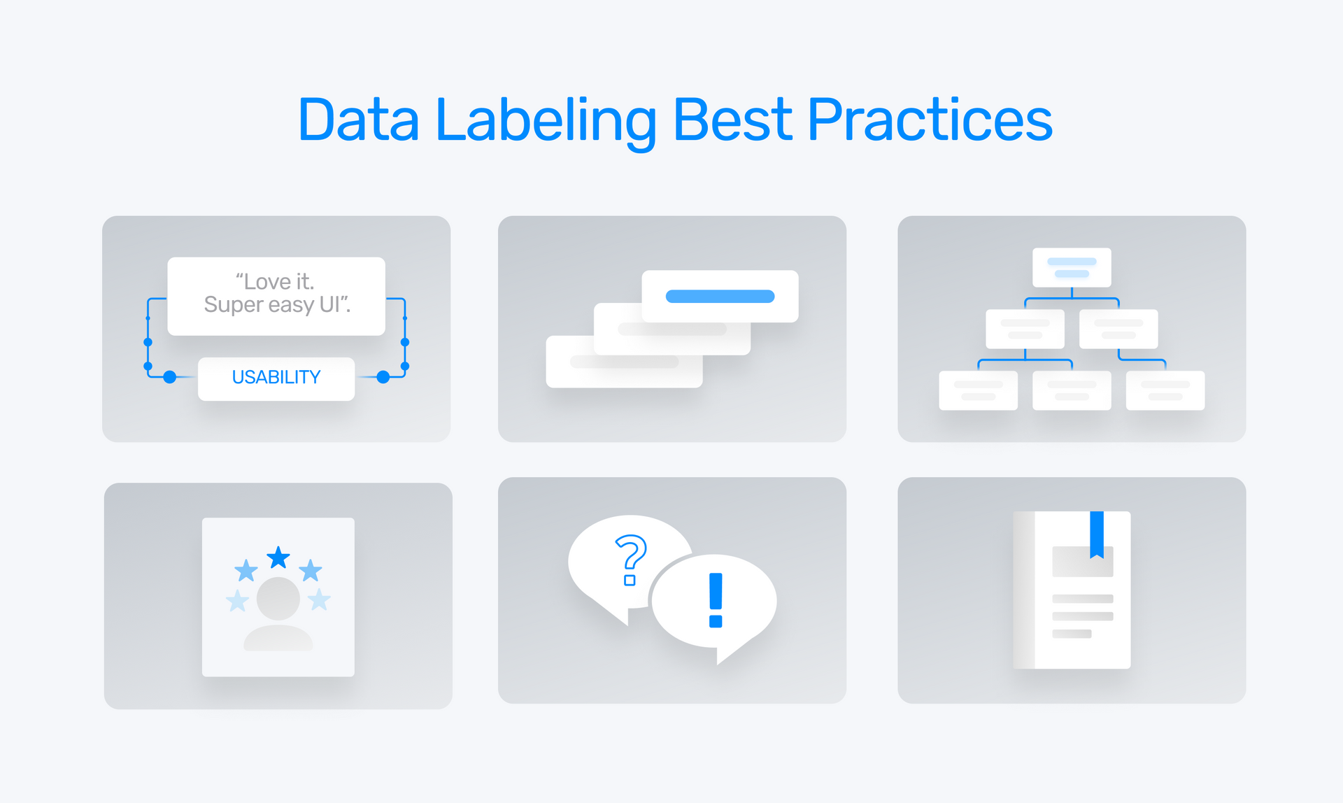 Data labeling best practices