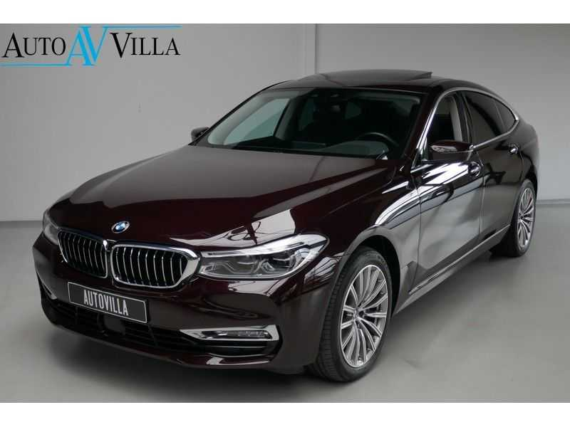 BMW 6 Serie Gran Turismo 640i xDrive High Executive Luxury line afbeelding 25