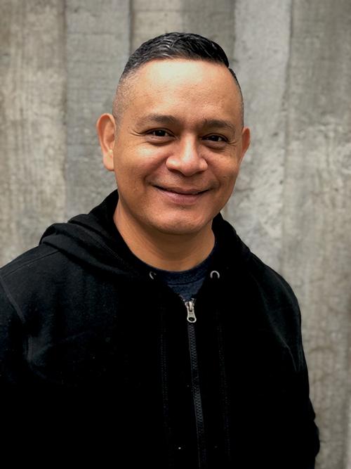Headshot of Mario Hernandez