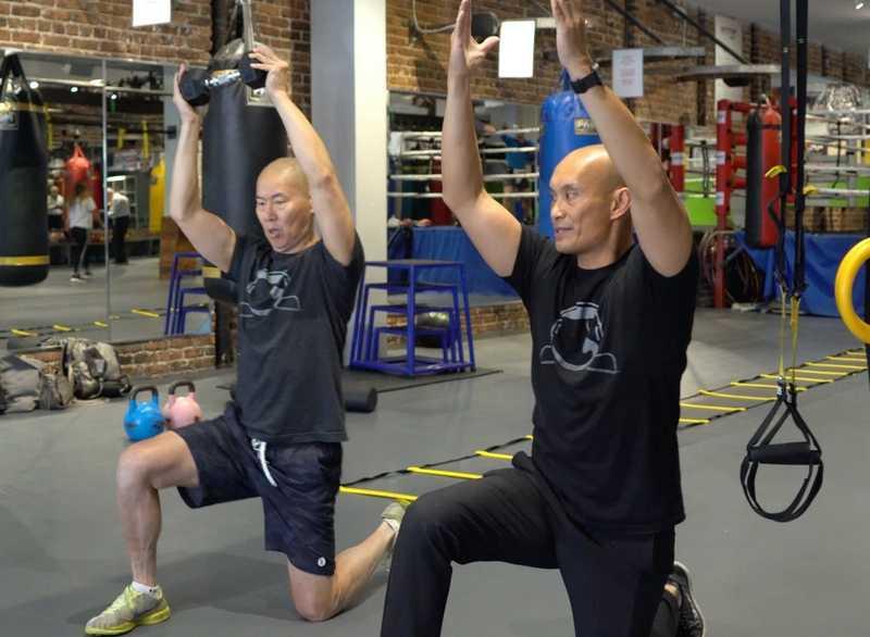 6 Strengthening Moves for Parkinson's Disease Patients