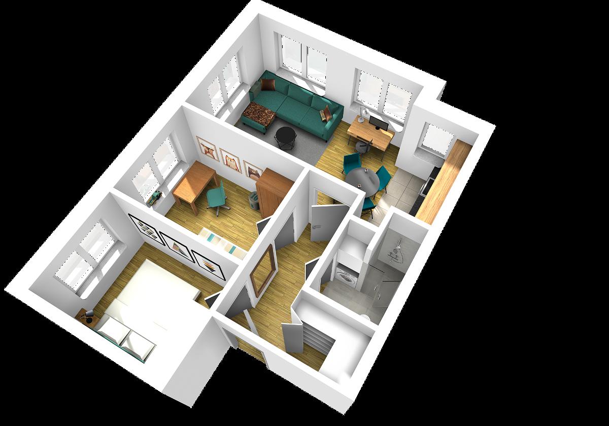 mieszkanie1400