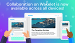 Wakelet - Share Visually-Engaging Stories