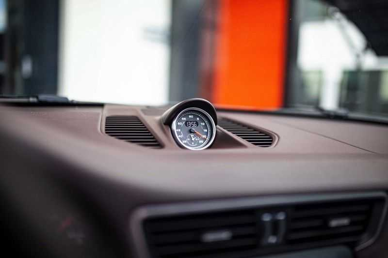 Porsche 911 Cabrio 3.0 Carrera 4S *BOSE / PDLS+ / Vierwielbest. / Sport Chrono / Sportuitlaat* afbeelding 17