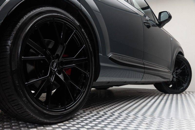 "Audi SQ7 4.0 TDI V8 Quattro 435pk 7 Pers. Panoramadak BlackOptic B&O NightVision Luchtvering ACC ValconaLeder+Memory Matrix Head-Up Navi-High Keyless Trekhaak 22"" Camera Pdc afbeelding 9"
