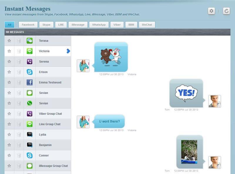 (Flexispy) How To Tracker iPhone & Android phones (Spy on Facebook Messenger, WhatsApp, Line, SnapChat, Viber, Skype, Hike, Telegram)