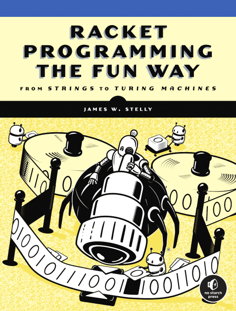 Racket Programming the Fun Way Cover