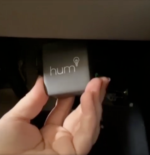 Install the Hum+ Device