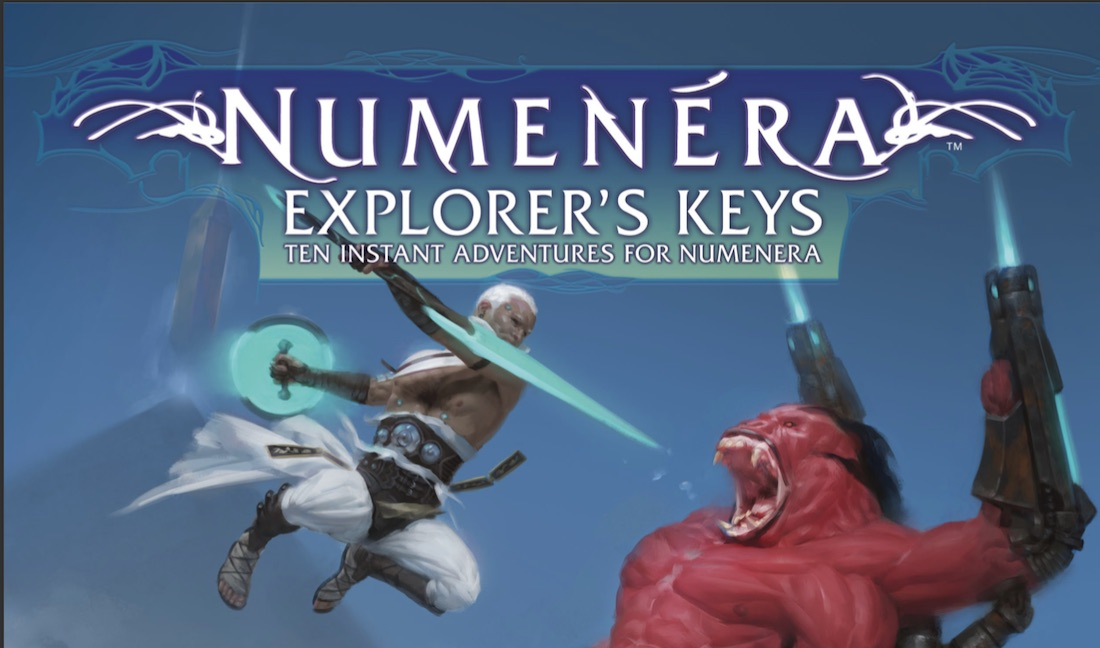 Numenera Explorer's Keys Review