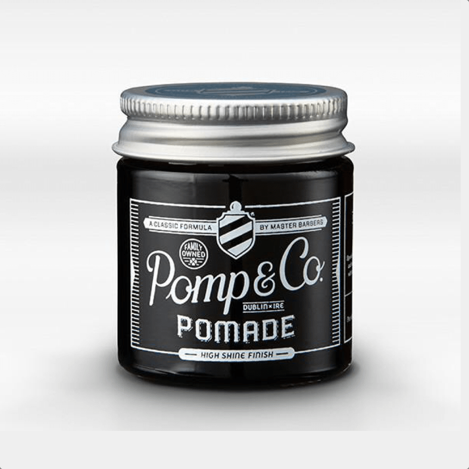 Pomp & Co. Pomade Product Photo