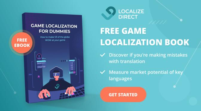 Free Game Localization Ebook