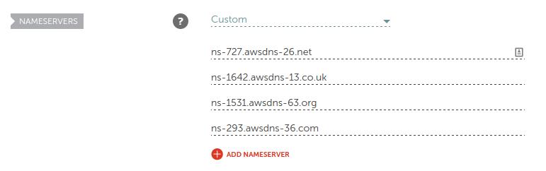 Namecheap name servers