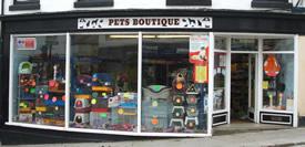 pets boutique pet shop penzance food