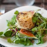 Goats Cheese and Fig Salad