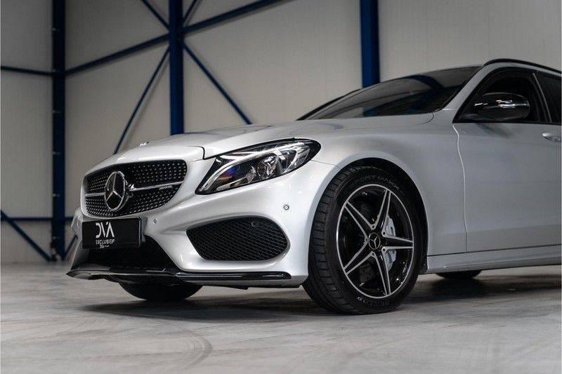 Mercedes-Benz C-Klasse 43 AMG Verkocht! afbeelding 19