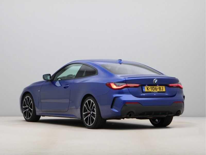BMW 4 Serie Coupé 430i High Exe M-Sport Aut. afbeelding 15